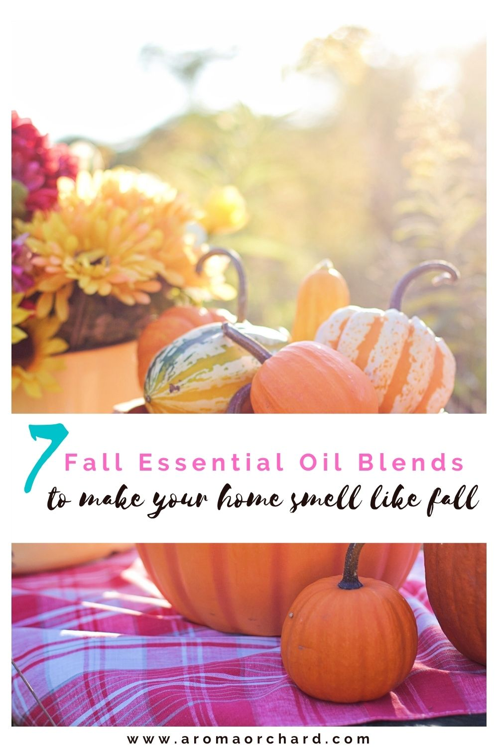 7 Fall Essential Oil Blends To Make Your Home Smell Like Fall